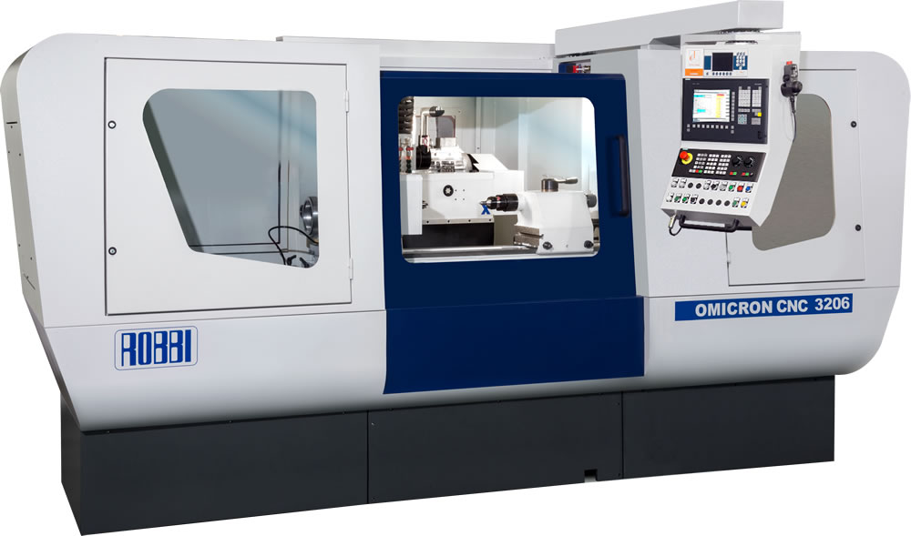 Omicron CNC 3206 Rectifieuses Robbi group