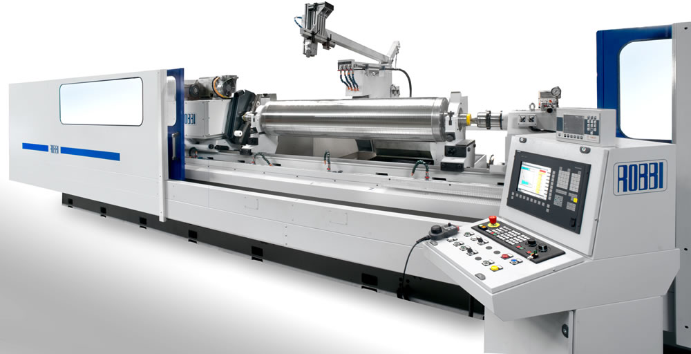 Omicron CNC 8080 Rectifieuses Robbi group