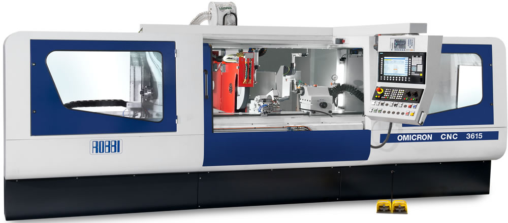 Omicron Cnc 3615 Rectifieuses Robbi group