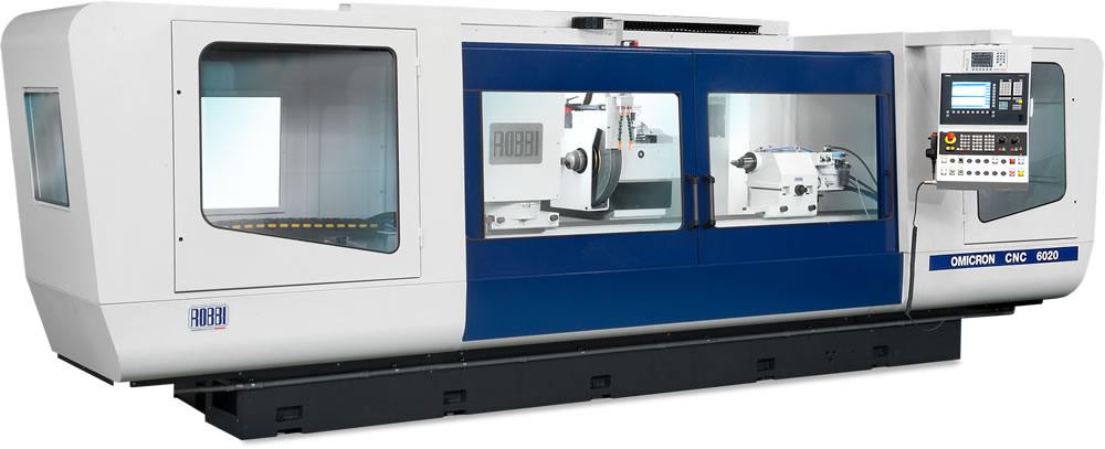 Omicron Cnc 6020 Rectifieuses Robbi group